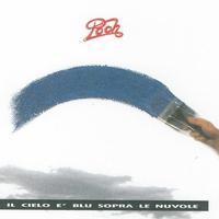 Cover of the track Il cielo è blu sopra le nuvole
