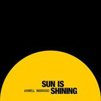 Cover of the track Sun Is Shining (Radio Edit)