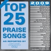 Cover of the album Top 25 Praise Songs 2009