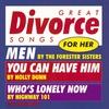 Couverture de l'album Great Divorce Songs for Her