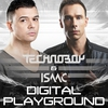 Cover of the track Digital Playground (Extended Version)