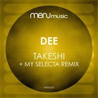 Couverture du titre Takeshi - Single