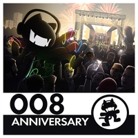 Cover of the track Monstercat 008: Anniversary