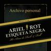 Cover of the album Archivo Personal