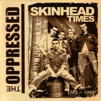 Couverture du titre Skinhead Times 1982-1998