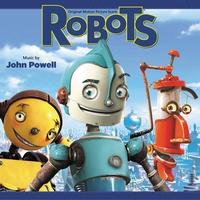 Couverture du titre Robots: Original Motion Picture Score