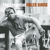 Cover of the track The Essential Miles Davis