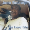 Cover of the album God Knows I Tried