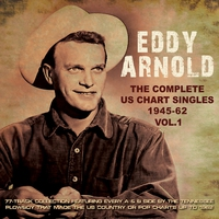 Cover of the track The Complete Us Chart Singles 1945-62, Vol.1
