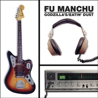 Cover of the track Godzilla's / Eatin' dust