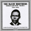 Cover of the album The McCoy Brothers (Charlie & Joe McCoy) Vol. 1 (1934-1936)