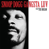 Cover of the track Gangsta Luv (feat. The-Dream) - Single