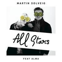 Cover of the track All Stars (feat. Alma) - Single