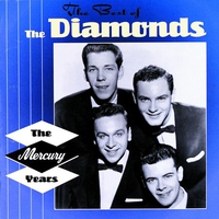 Cover of the track The Best of The Diamonds: The Mercury Years