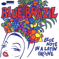 Cover of the track Blue Brazil