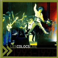 Cover of the track Les Colocs Live 1993-1998 (Live)