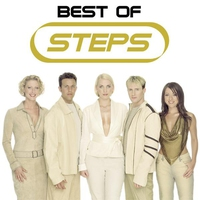 Cover of the track Best of Steps