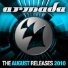 Cover of the album Armada: The August Releases 2010