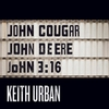 Cover of the track John Cougar, John Deere, John 3:16
