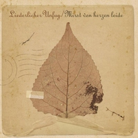 Cover of the track Mirst von Herzen Leide