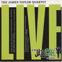 Cover of the track Live at the Jazz Café