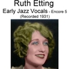 Cover of the album Early Jazz Vocals (Encore 5) [Recorded 1931]