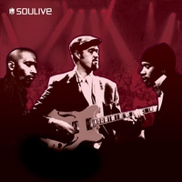 Cover of the track Soulive (Live)