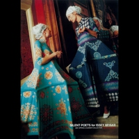 Couverture du titre SILENT POETS for ISSEY MIYAKE 2001 SPRING & SUMMER COLLECTION