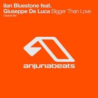 Couverture du titre Bigger Than Love (feat. Giuseppe de Luca) - Single