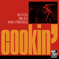 Cover of the track Cookin'