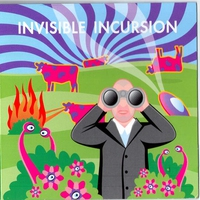 Couverture du titre Invisible Incursion