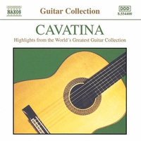 Couverture du titre Guitar Collection: Cavatina