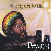 Cover of the track Holding On to Life