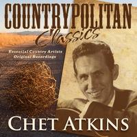 Cover of the track Countrypolitan Classics - Chet Atkins