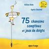 Couverture de l'album 75 chansons, comptines et jeux de doigts