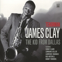 Cover of the track Tenorman - The Kid from Dallas