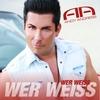 Couverture de l'album Wer weiss - Single