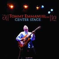 Couverture du titre Center Stage (Live)