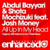 Cover of the album All Up In My Head (Featuring Josh Money) - Single