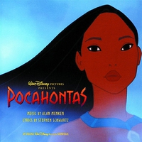 Couverture du titre Pocahontas (Original Soundtrack)
