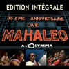 Cover of the album Live à l'Olympia (Edition integrale)