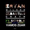 Couverture de l'album Vamos Zuar (feat. Mc Bola) - Single