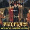 Couverture de l'album The Return of Jacques De Molay