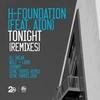 Couverture de l'album Tonight (Remixes) [feat. Aion] - EP