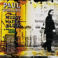 Cover of the track Muddy Water Blues: A Tribute to Muddy Waters