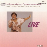 Cover of the track Dorothy Norwood: Live