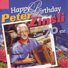 Couverture de l'album Happy Birthday Peter Zinsli