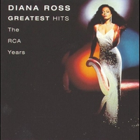 Cover of the track Díana Ross: Greatest Hits - The RCA Years