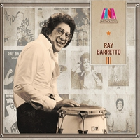 Couverture du titre Anthology: Ray Barretto