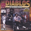 Cover of the album Los Diablos 20 Grandes Exitos (20 Hit Songs) Vol. 2